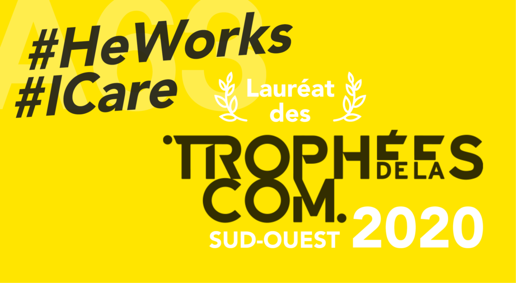 Trophees de la com sud ouest he works I care